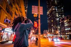 Toronto Downtown (stevendelacruz.photography) Tags: soe soa sony sonyalpha sonya5000 sonyflickraward sonyflickrawards sonya6000 toronto torontoskyline greatertoronto gta blogto urbanphotography nightphotography nightshot nightcrawlers nighttrail backpacker skylinephotography skyline cityskyline city cityscape