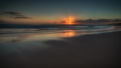 Forever and Always DSC_7089 (BlueberryAsh) Tags: capewoolamai sunsetbeach seascape sunset beach waves nikond750 nikon24120 outdoors cloudsstormssunsetssunrises