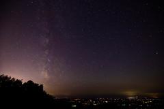 Milky Way & the Moonset-7417 (CdnAvSpotter) Tags: night nightphotography astronomy astrophotography milky way long exposure champlain lookout gatineau park ottawa meteorite moon moonset nature landscape afterdark midnight