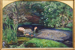 Ophelia By Millais, Tate Britain (meg21210) Tags: painting oil canvas 185152 millais johneverettmillais ophelia tatebritain museum gallery english london england uk greatbritain millbank victorian preraphaelite hamlet shakespeare flora river flowers literary