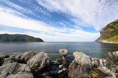 Kannesteinen Rock to the Atlantic Sea (Jim Skovrider) Tags: 1116f28lens atx116prodx adobephotoshoplightroom d800 fullframe nature nikon nikond800 nikonfx nikonfxshowcase norge norway tokina ultrawide