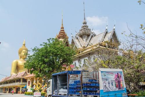 wat muang - ang thong - thailande 34
