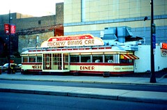Saint Paul Minnesota ~ Mickeys Dining Car ~ HIstoric Diner (Onasill ~ Bill Badzo ~~~~ OFF) Tags: mickeys diner classic dinning car nrhp onasill downtown unitedstates usa america 1939 railroad design rr neon sign architecture style omahony company nj newjerseye elizabeth landmark historic commerce unique midwest must see attraction vintage photo old free parking food restaurant