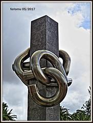 Huelva 19 Escultura (ferlomu) Tags: andalucia escultura ferlomu huelva