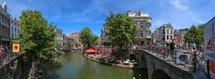 Utrecht, Oudegracht (JoCo Knoop) Tags: utrecht oudegracht