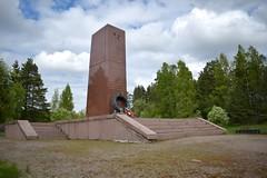 DSC_0542 (porkkalanparenteesi) Tags: hautausmaa neuvostoliitto porkkalanparenteesi porkkala soviet suomi kirkkonummi kolsari kolsarby