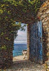 PORTICO Mosaico (by zurera) Tags: digital hd art collage retratos portraid zurera people fotomontaje image autoretratos mosaic