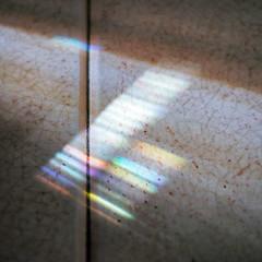 Louver Spectrum (jaxxon) Tags: 2017 d610 nikond610 jaxxon jacksoncarson nikon nikkor lens nikon50mmf28g nikkor50mmf28g 50mmf28 50mm niftyfiftyprime fixed pro abstract abstraction square squared light tile spectrum shadow rainbow louvers louver shadows rays ray sunlight morning macro focus bars vectors