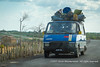 An overloaded old taxi brousse (Renault Trafic) on the coastal road near Ifaty heading to the regional capital Toliara, Madagascar (Ulrich Münstermann) Tags: africa afrika ifaty madagascar renault renaulttrafic routenationale9 régiondeatsimoandrefana strase transportation automobile car cargo coastalroad old overloaded road straat street taxi taxibrousse transport voiture