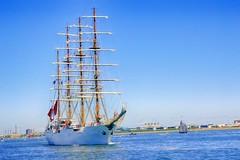 Tall Ships Boston 2017 - Union of Peru (brooksbos) Tags: geotagged tallship sailboston sailboston2017 boston brooks brooksbos harbor sail sailing sony rx100