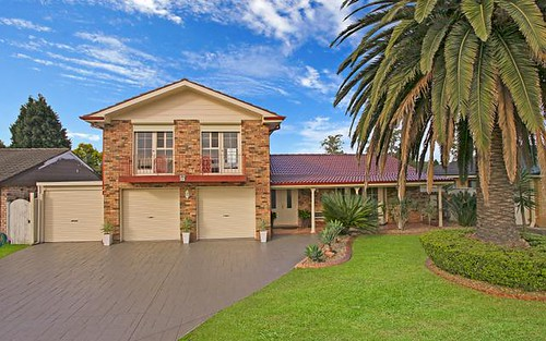 12 Francis Greenway Avenue, St Clair NSW
