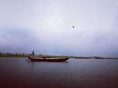 #cool_river #boatman #living_life #peace_of_life (mahfuzurrahman7) Tags: boatman peaceoflife livinglife coolriver