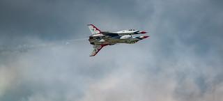 Thunderbirds 5 & 6 are a go! - Reflection Pass