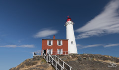 Fisgard Lighthouse and a great story... (Selkii's Photos) Tags: britishcolumbia canada esquimalt fisgardlighthouse vancouverisland victoria