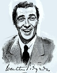 Walter Pidgeon (Bob Smerecki) Tags: smackman snapnpiks robert bob smerecki sports art digital artwork paintings illustrations graphics oils pastels pencil sketchings drawings virtual painter 6 watercolors smart photo editor colorization akvis sketch drawing concept designs gmx photopainter 28 draw hollywood walk fame high contrast images movie stars signatures autographs portraits people celebrities vintage today metamorphasis 002 abstract melting canvas baseball cards picture collage jixipix fauvism infrared photography colors