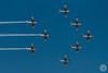 Swiss Air Force PC-7 TEAM (jdelrivero) Tags: gijón transporte avion asturias provincia eventos gijonairshow playasanlorenzo lugares ciudad españa exhibiciónaérea events transport airshow airplane places spain principadodeasturias es