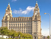 Royal Liver Building on 24th July 2017 (Bob Edwards Photography - Picture Liverpool) Tags: building architecture pierhead liverpool threegraces royalliver