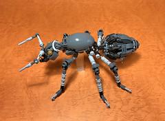 LEGO Mecha Ant-07 (ToyForce 120) Tags: lego robot robots mecha mech mechanic legomech legomoc