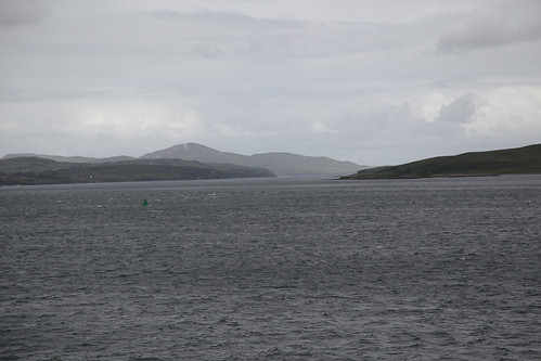 Entering the Sound of Islay between Islay & Jura [right[