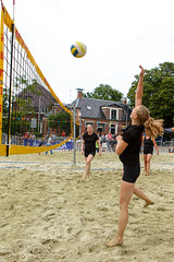 2017-07-15 Beach volleybal marktplein-64