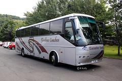 F7 LNE Bova Futura (Ayrshire Bus Images) Tags: bovafutura coach bus fairline f7lne transport largs ayrshire