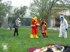 DSC00181 (Thanriu) Tags: fursuit chile meet junta furry santiago friends amigos canid monster avian ave canino monstruo badge angel dragon parrot artic wolf yerik dog