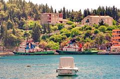 115 - Croatie, Ploče, sur le port (paspog) Tags: croatie croatia may mai 2017 port hafen ploče