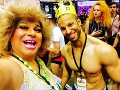 IMG_4414 (danimaniacs) Tags: drag queen shirtless man guy hot sexy hunk costume crown pecs friedalaye chicosangels