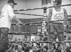 Coach King - Kings Boxing Gym (luqmac) Tags: boxinghayward darrylmcelroy luqman magicmediaproduction nikond7100 kingsboxinggym charlesking boxingmatch boxing oaklandca summernightfightsdsal alamedacountydsal summernightfightshaywardca hayward california unitedstates us thesweetscience
