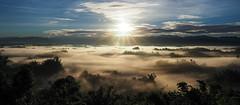 日出二寮|雲海 (里卡豆) Tags: 台灣 二寮 台南 tainan taiwan 日出 sunrise 雲海 雲 cloud olympus penf panasonicleicadg12mmf14 panasonic leica dg 12mm f14