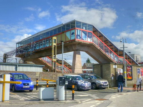 Footbridge_Macclesfield Station_Macclesfield_Apr17