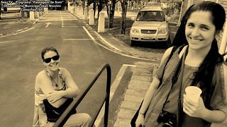Marina Abramowicz e Karen Holtz - Programa Passagem de Som (SescTV)