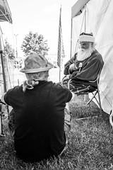 Naughty, Naughty (russwynn) Tags: santa utah highland games scottish festival lecture
