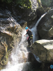 IMG_1857 (Mountain Sports Alpinschule) Tags: mountain sports zillertal canyoning blue lagoon