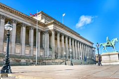 St George's Hall (Bob Edwards Photography - Picture Liverpool) Tags: stgeorgeshall liverpool concerts concert lawcourts neoclassicalbuilding gradeilisted edgranitecolumns 7 000pipes goldleafandporticoes mintonfloor merseyside limestreet