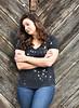 Madisen (The Barrel Steward) Tags: portrait woman pose jeans bluejeans girl kentucky