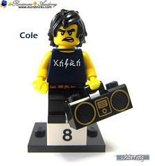 8) Cole (WhiteFang (Eurobricks)) Tags: lego collectable minifigures series city town space castle medieval ancient god myth minifig distribution ninja history cmfs sports hobby medical animal pet occupation costume pirates maiden batman licensed dance disco service food hospital child children knights battle farm hero paris sparta historic ninjago movie sensei japan japanese cartoon 20 blockbuster cinema