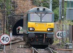 170715 - EDB - CS - 5B26 EDB to Polmadie CS - 3 (Sarahs_Railways) Tags: class 92 92010 gbrf caledonian sleeper ecs