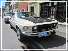 Ford Mustang Mach 1, 1969 (v8dub) Tags: ford mustang mach 1 1969 schweiz suisse switzerland american muscle pkw pony voiture car wagen worldcars auto automobile automotive old oldtimer oldcar klassik classic collector v8