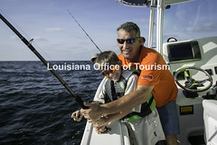 CocodrieCharterFishing (3) WM (Louisiana Tourism Photo Database) Tags: fishing gulf gulfofmexico southernunitedstates angler anglers boating catchingfish charterboat offshore oiandgasrigs outdoorsports outdoors redsnapper southlouisiana water cocodrie louisiana usa