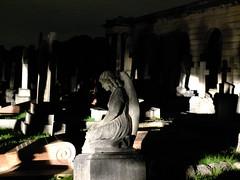 Brompton Cemetery (failing_angel) Tags: 081016 london kensingtonchelsea bromptoncemetery monthofthedead londonmonthofthedead cemetery magiclantern throughaglassdarkly mervynheard phantasmagoria