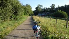 Dortmund, Emscherweg (Mado46) Tags: mado46 bxl06 emscherweg deutschland dortmund germany dorstfeld fiets fahrrad bicycle nrw 222v2f
