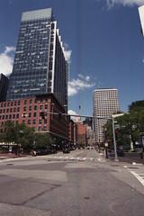 4 (Sayantan_Mukherjee_) Tags: boston canon1740l fujicolorc200 35mmfilm harbor sea