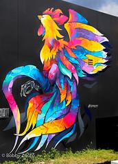 Spaint @ wynwood (ZUCCONY) Tags: streetart 2017 fl miami florida unitedstates us bobby zucco bobbyzucco pedrozucco yesstreetart graffiti arte mural murals