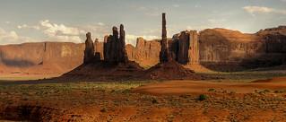 Vertical Monument.