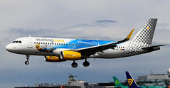 EC-MLE (Ken Meegan) Tags: ecmle airbusa320232sl 7109 dublin 2072017 disneylandparis25 logojet vueling airbusa320 airbus a320232sl a320