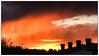 Day 194/365 2017-07-13 Stormy Sunset (Kirsten Osa) Tags: gjøvik oppland norway no sunset