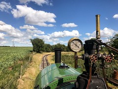 Down on the Farm (P&A125) Tags: isabel bagnall amertonrailway