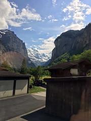 Alps Trip 0844m (mary2678) Tags: switzerland europe honeymoon mountain mountains lauterbrunnen valley bus waterfall water rick steves myway alpine tour
