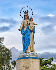 Our Lady Of The Most Holy Rosary (tlchua99) Tags: holy lady iloilo city fort san pedro